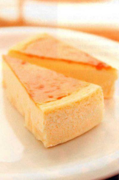 ふわっと超濃厚クリームチーズケーキ2個