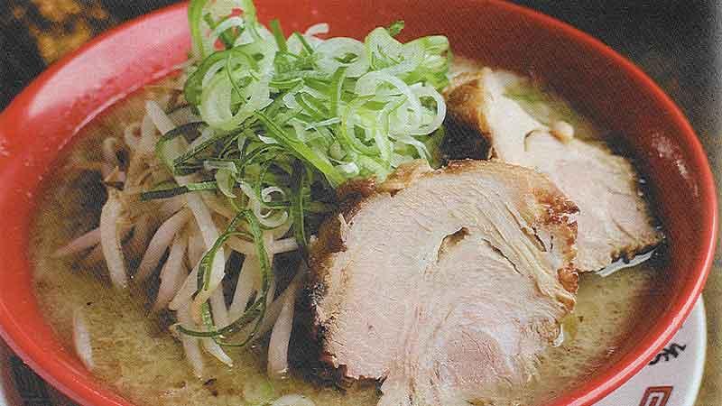塩白湯老麺or冷しつけじゃじゃ麺