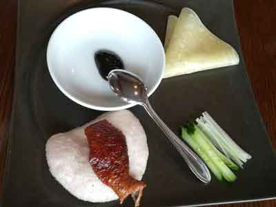 シーアン中国四大料理ランチ2
