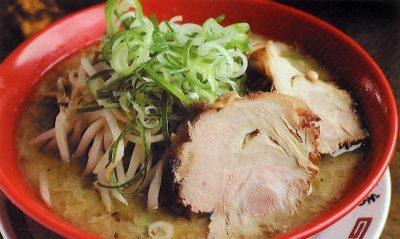 塩白湯老麺or煮干老麺・味玉