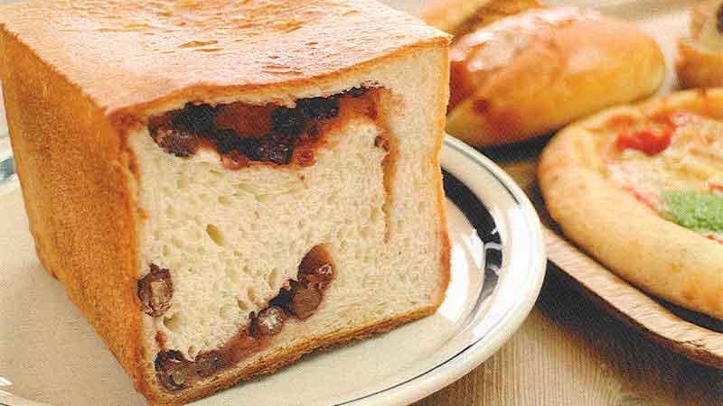 あん食パン+お好きなパン2個
