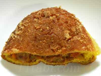 コシニールカレーパン