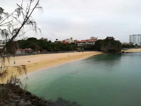 波の上ビーチ2