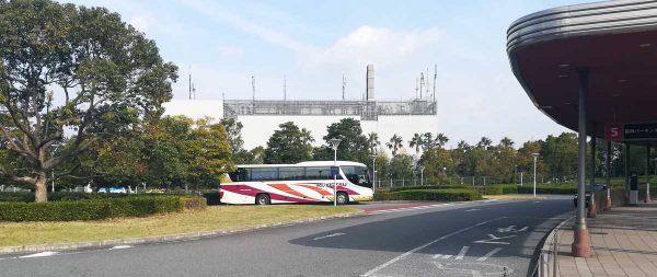 伊丹空港リムジンバス近鉄バス
