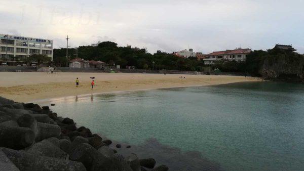 波の上ビーチ1