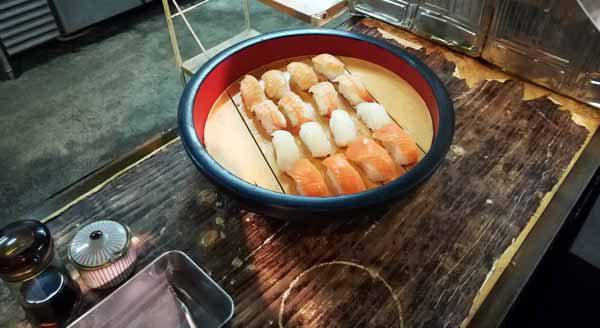 リビアンお寿司