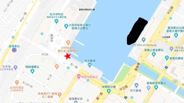 基隆地図海洋広場2