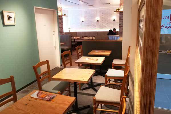 ナガハマコーヒー店内3