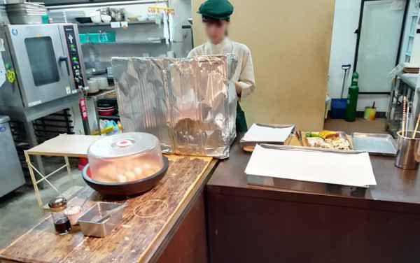 リビアン料理天ぷら