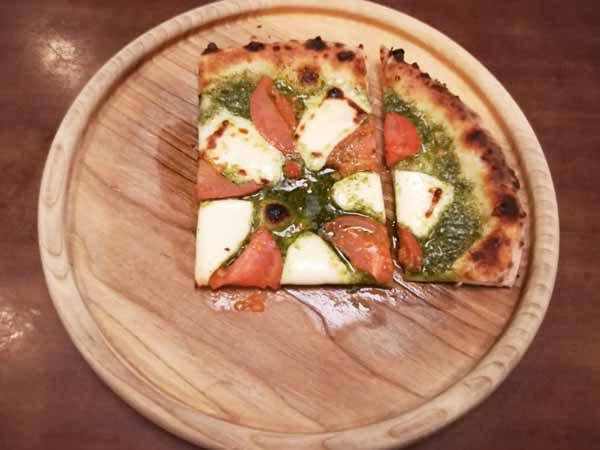 ピザの食べ方3
