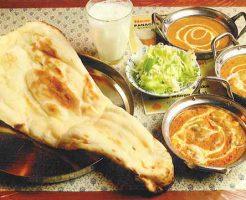 野菜カレー or キーマカレー or チキンカレー