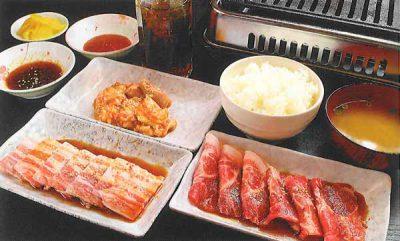 お好きなお肉&ごはんセット&ドリンク