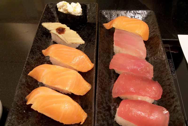 美山お寿司