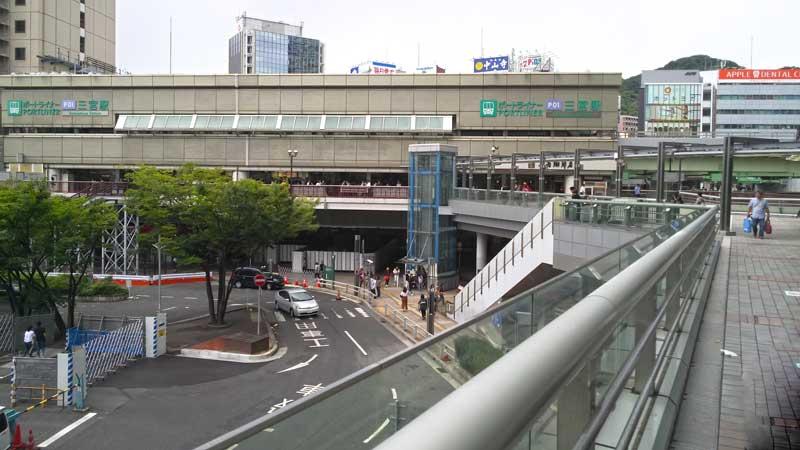ミント神戸通路