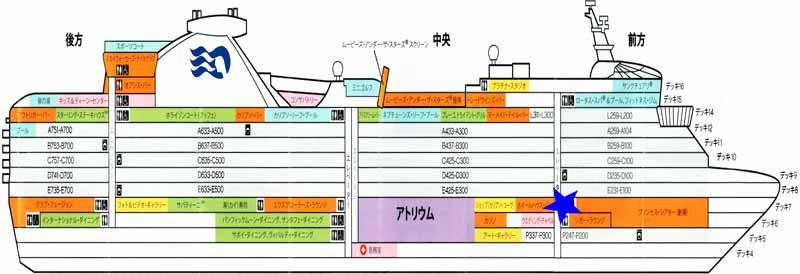 7-前方横地図