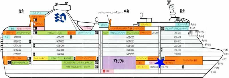 6-前方横地図
