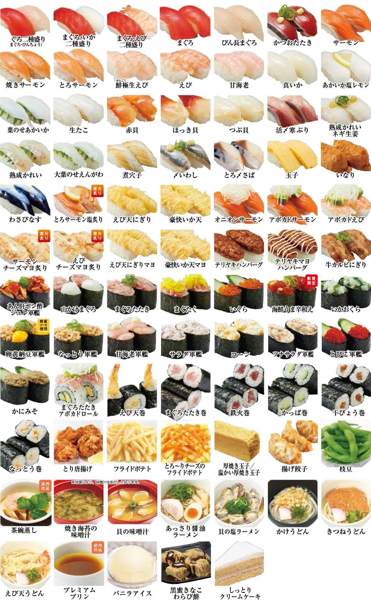 かっぱ 寿司 食べ 放題 料金