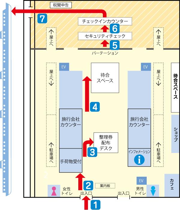 横浜港大さん橋国際旅客ターミナル地図